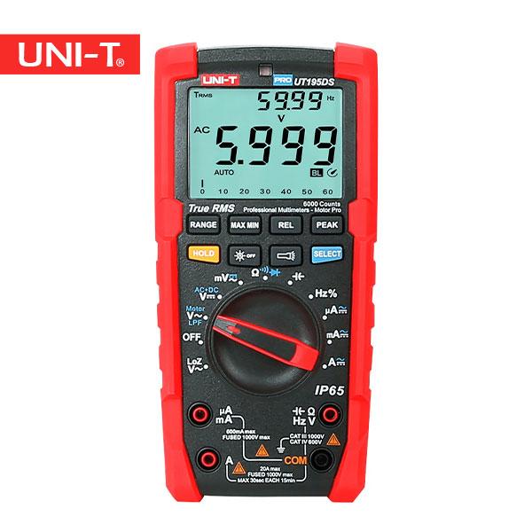 مولتی متر یونیتی مدل UNI-T UT195DS
