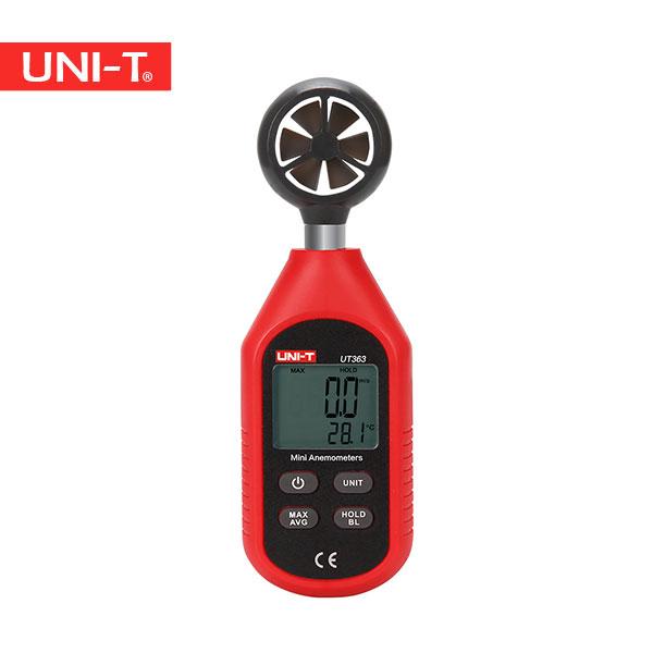 قیمت خرید بادسنج ، سرعت سنج باد و anemometer ارزان قیمت یونیتی UNI-T UT 363