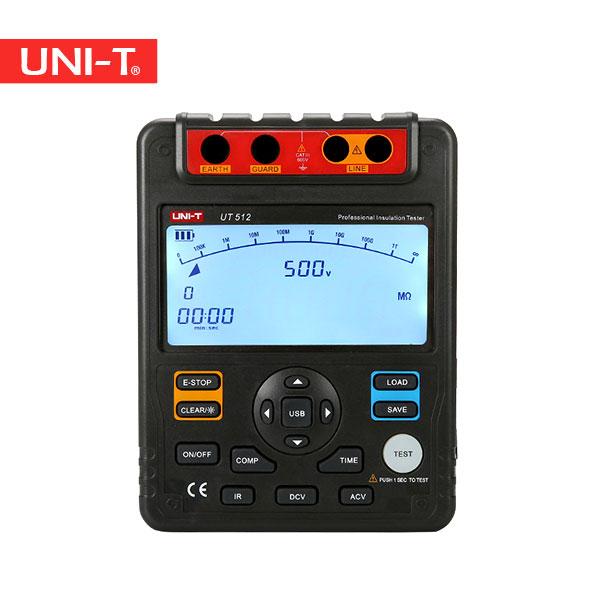 میگر دیجیتال یونیتی مدل UNI-T UT512