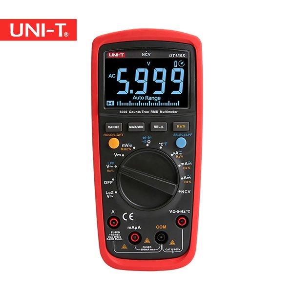 مولتی متر دیجیتال یونیتی مدل UT139S