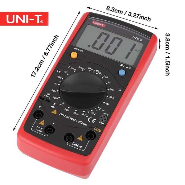 LCR متر یونیتی UNI-T UT 603
