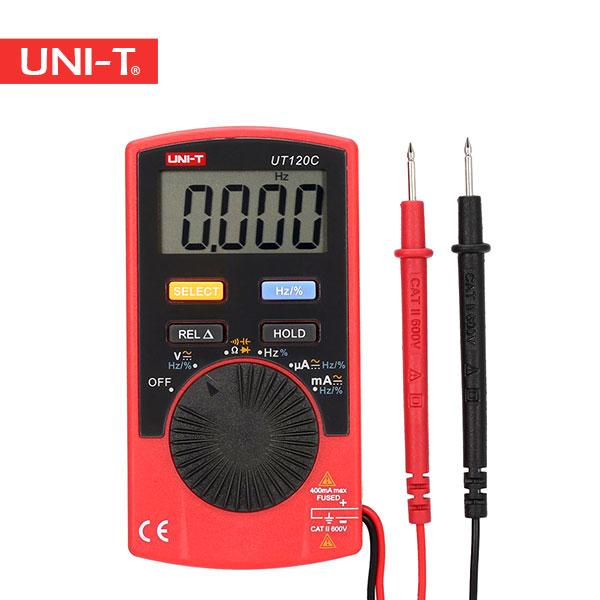 مولتی متر جیبی یونیتی مدل UT120C