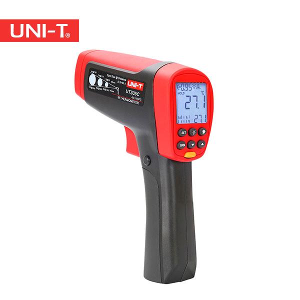 ترمومتر لیزری تماسی یونیتی مدل UT305C