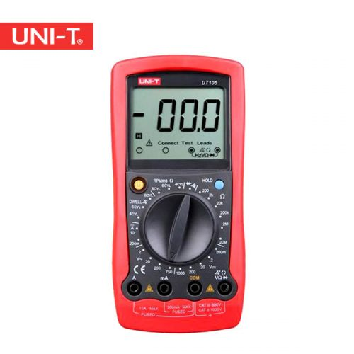 مولتی متر دیجیتال خودرویی یونیتی UT105