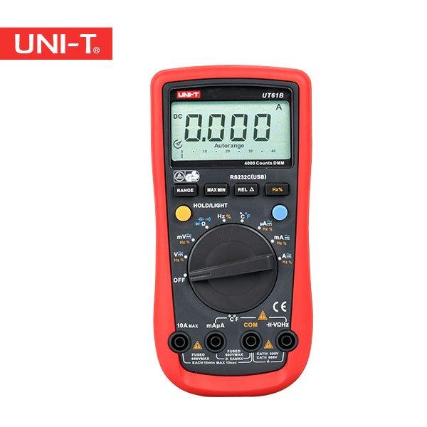 مولتی متر دیجیتال یونیتی UT61B