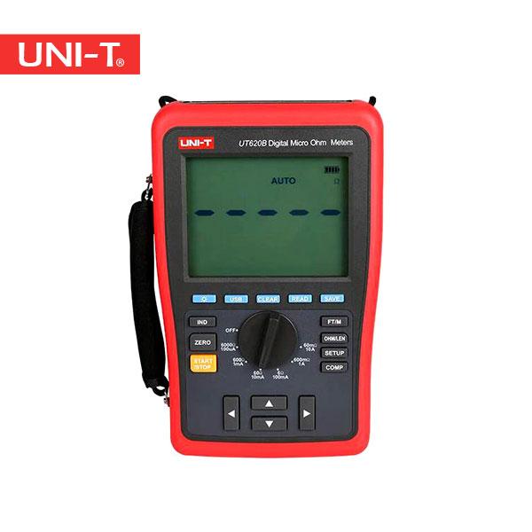 میکرو اهم متر دیجیتال یونیتی UT620B