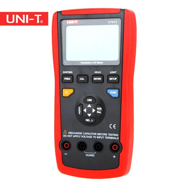 LCR متر حرفه ای یونیتی UT612