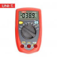 مولتی متر پرتابل یونیتی UT33A