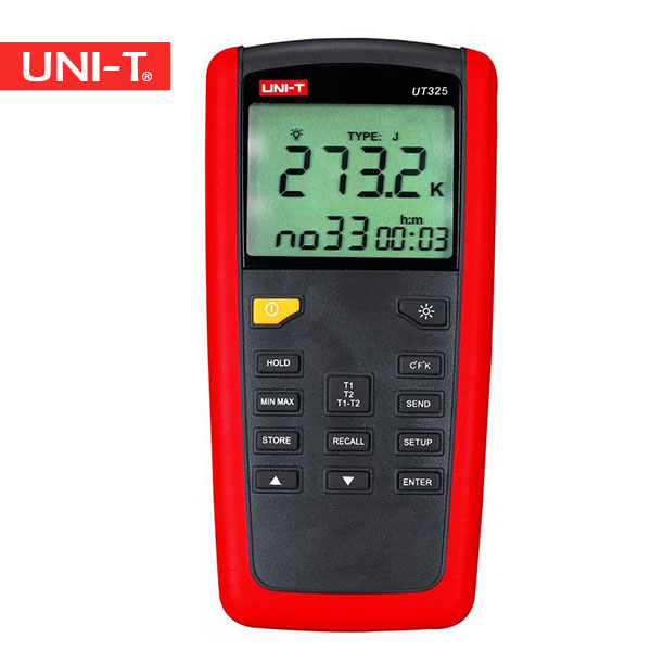 دماسنج ترموکوپل دار یونیتی مدل UT325