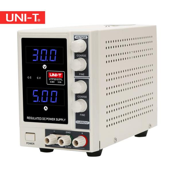 منبع تغذیه تک کانال یونیتی مدل UTP3315TFL