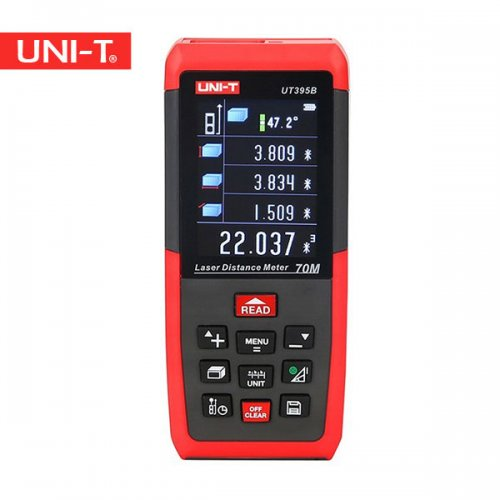 متر لیزری دیجیتالی یونیتی مدل UNI-T UT395B
