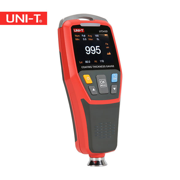 ضخامت سنج پوشش رنگ دیجیتال یونیتی مدل UNI-T UT343D