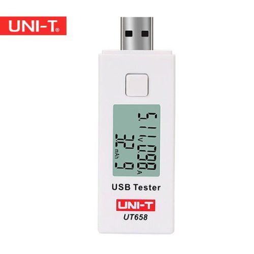 پاورمتر USB شارژر یونیتی مدل UT658