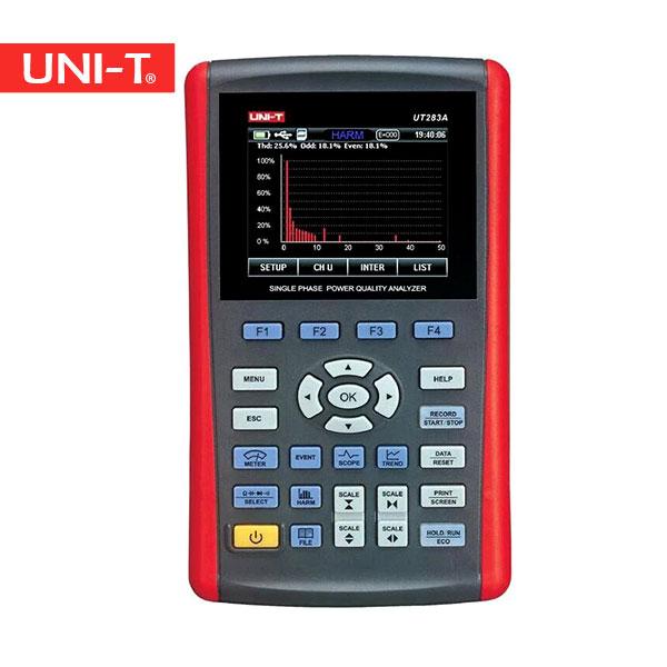 پاور آنالایزر تک فاز یونیتی مدل UT283A
